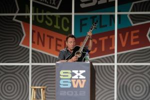 Bruce Springsteen SXSW Photo