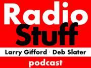 Radio Stuff Podcast Logo