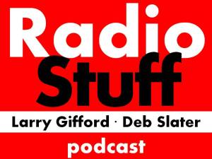 Radio Stuff Podcast Logo