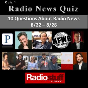 Radio News Quiz 1