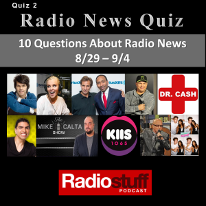 Radio News Quiz 2