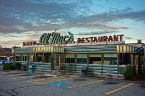 Al Mac's Diner-Restaurant Fall River MA 2012